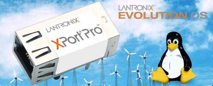 XPort PRO - malý počítač v RJ45 konektoru