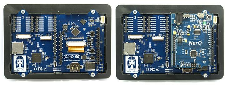 BridgetekCleO50 –  výkonnější následovník modulu Cleo35
