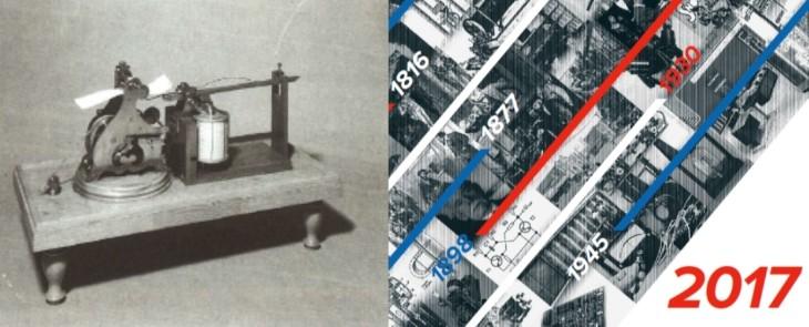 SOS kalendář zajímavostí z historie techniky - 17. týden: Dálkově ovládaný elektrický spínač