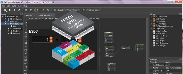 Návrh grafického HMI jednoduše? Vyřeší to ESD 3.x